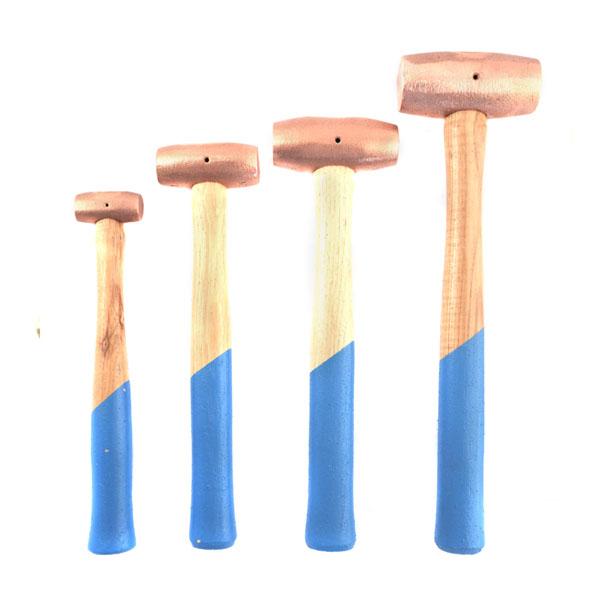 Type B Plain Brass Hammers