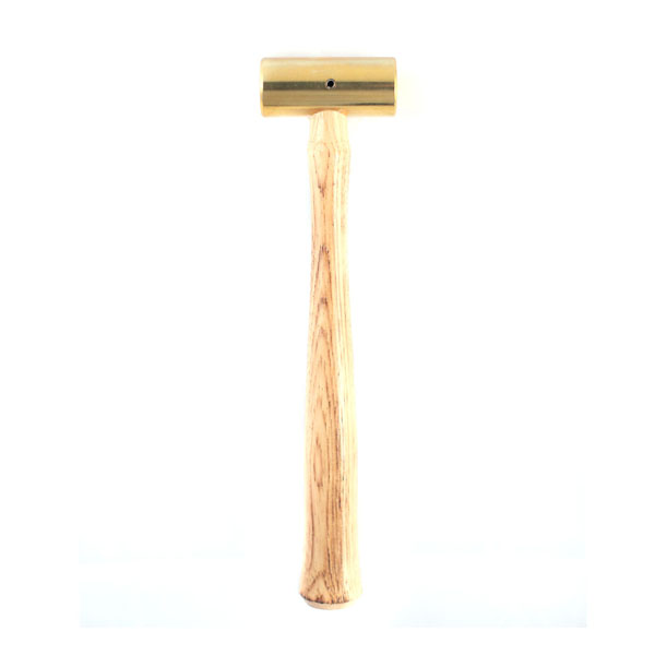 Polished Brass Hammers